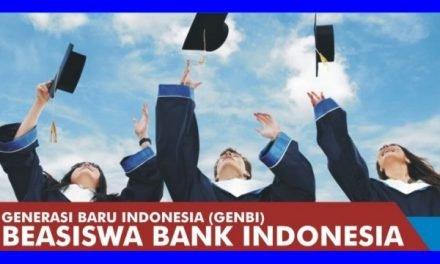 Pengumuman Jadwal Wawancara Penerima Beasiswa Bank Indonesia Tahun 2019