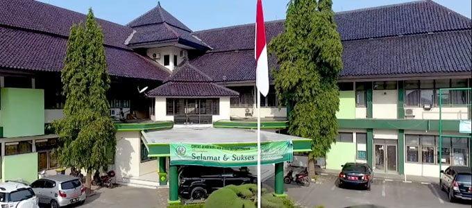 Antisipasi Pencegahan Infeksi Covid -19, Rektor IAIN Cirebon keluarkan Surat Edaran Perkuliah dilakukan secara oline selama 2 pekan