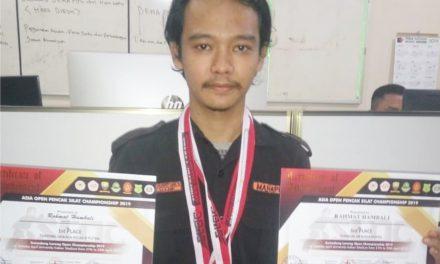 UKM Pencak Silat IAIN Syekh Nurjati Cirebon Menorehkan Prestasi Gemilang PADA ASIA OPEN PENCAK SILAT CHAMPIONSHIP 2019