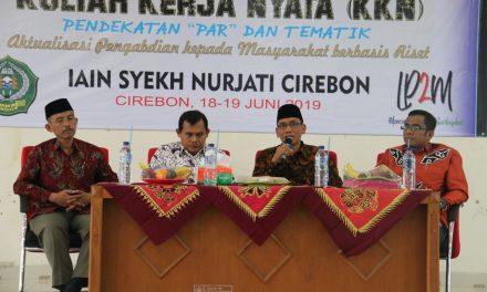Workshop DPL KKN IAIN Syekh Nurjati Cirebon