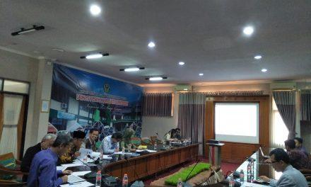 Penyempurnaan Penataan Home Base Dosen di lingkungan IAIN Syekh Nurjati Cirebon (RAPIM)
