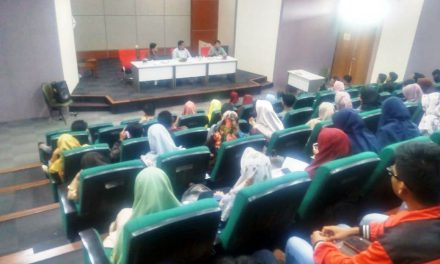 Prodi SKI Kupas Tuntas Konflik Palestina dalam Launching Program Serial Diskusi Bulanan