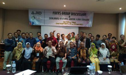 Pengelola Jurnal Empower dan Orasi FUAD IAIN Syekh Nurjati Cirebon Dukung Pendirian PPJID