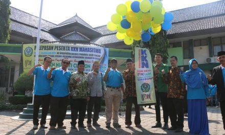 Meningkatkan Pemberdayaan Masyarakat Berbasis Riset, IAIN Syekh Nurjati Cirebon Resmi Melepas Mahasiswa KKN 2019