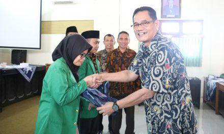 Penerimaan Mahasiswa KKN IAIN Syekh Nurjati Cirebon Di Kabupaten Brebes