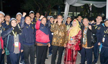 Kontingen IAIN Syekh Nurjati Cirebon Siap Sukseskan PIONIR Ke-IX Malang