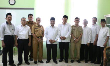 IAIN Syekh Nurjati Cirebon gandeng Disdik dan SMA Negeri 4 Kota Cirebon melakukan MOU terkait Sertifikasi PPG