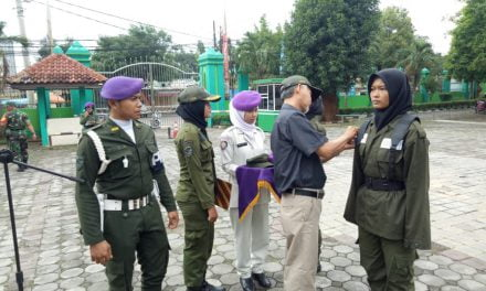 Resimen Mahasiswa (MENWA) IAIN Syekh Nurjati Cirebon gelar Kegiatan Pra Pedidikan dan Latihan Dasar