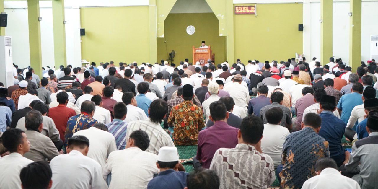 Khotbah Jumat Abdul Mubarok : Keagungan Rasulullah Muhammad SAW