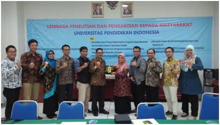 Pusat Kajian Pancasila IAIN Syekh Nurjati Cirebon Kunjungi PKPP UPI Bandung