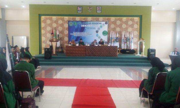 Pelantikan Serentak ORMAWA FITK Periode 2020/2021 (Senat Fakultas FITK)