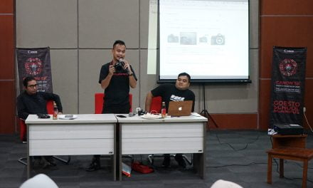 Fotografi hoby jadi Profesi, Sosialisasi SK Photo Marahton Goes to Campus 2020