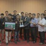 Rektor IAIN Cirebon Apresiasi UKM El- Fadh atas Prestasi di ajang AKPER FUTSAL CUP 2020
