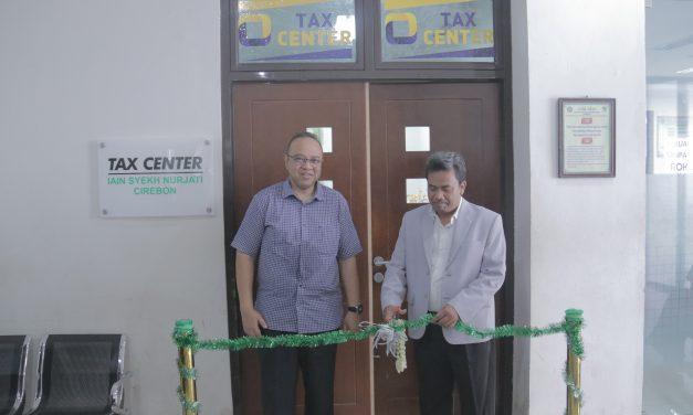FSEI MoU Dengan DJP Jawa Barat II dan Meresmikan Tax Center IAIN Syekh Nurjati Cirebon (FSEI)