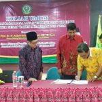 IAIN SNJ MoU Dengan Komisi Yudisial RI (Pascasarjana)