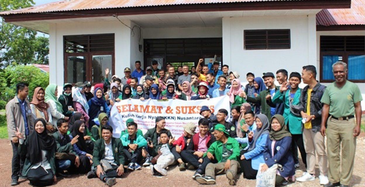 IAIN Syekh Nurjati Cirebon Mengirimkan Perwakilannya Pada Program KKN Nusantara di NTT (LP2M)