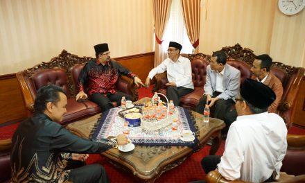 IAIN SNJ Cirebon Menerima Kunjungan IAIN Batusangkar, Sumatera Barat.