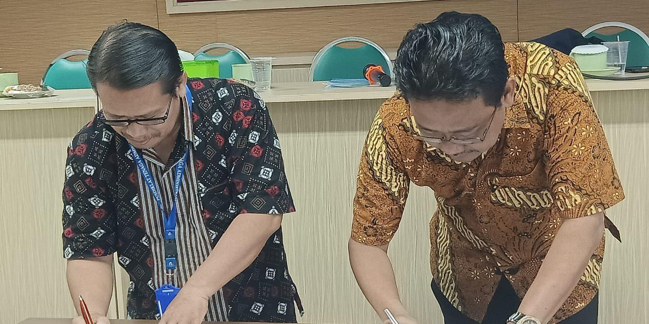 Perpustakaan IAIN SNJ Jalin Kerjasama Dengan Perpustakaan UIN Syarif Hidyatullah Jakarta (MoU)