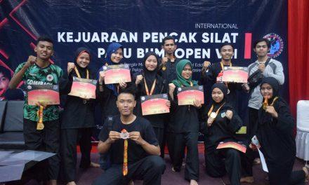 UKM Shabura IAIN Cirebon Torehkan Prestasi Gemilang Pada Kejuaraan Pencak Silat Paku Bumi Open VIII Tingkat Internasional