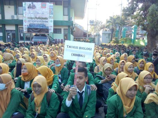 Ini Kuota Penerimaan Mahasiswa Baru di IAIN Syekh Nurjati Cirebon tahun 2020