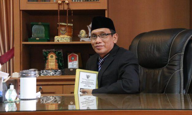 Rektor IAIN Cirebon Sampaikan Ucapan Bela Sungkawa untuk Fauzan