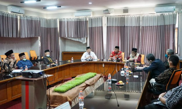 Monev AKB di Perguruan Tinggi, 3 Anggota DPRD Jabar Kunjungi IAIN Cirebon